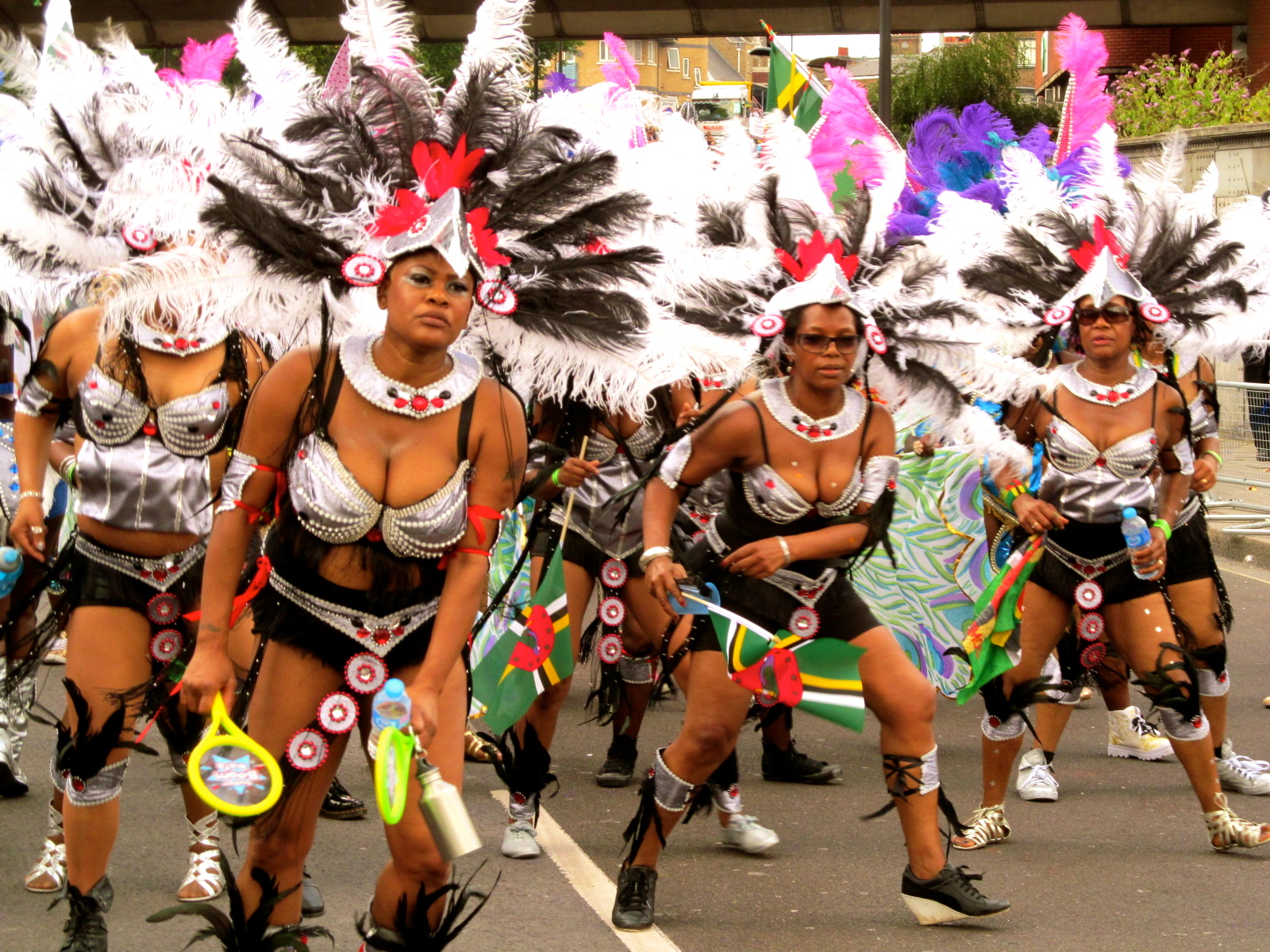 Dominican culture displayed at London Carnival | Dominica ...