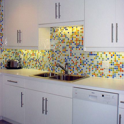 colourful tiles kitchen add a backsplash to your kitchen remodel dominica vibes news 2374