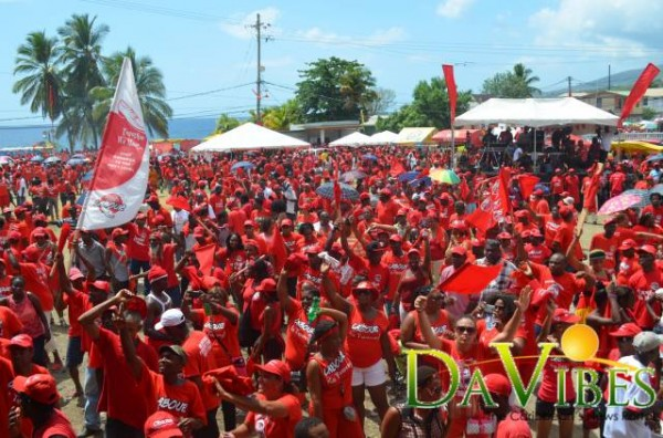 DLP to host 'Linton Must Go' public meeting | Dominica ...
