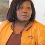 Permanent Secretary in the Ministry of Health, Helen Royer (file photo)