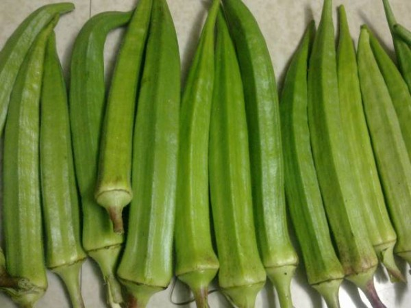 Okra Nutrition Facts Dominica Vibes News