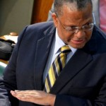 Finance and Planning Minister Dr. Peter Phillips