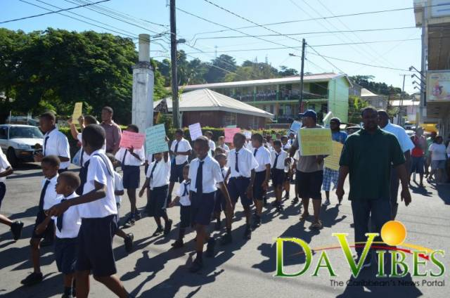 Primary school boys to be recognized at rally