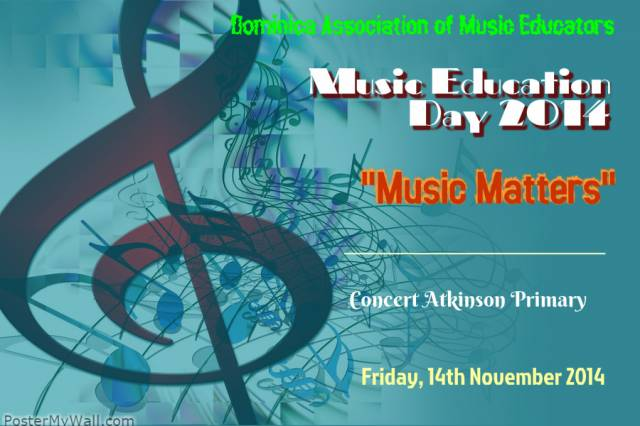DAME Music Education Day