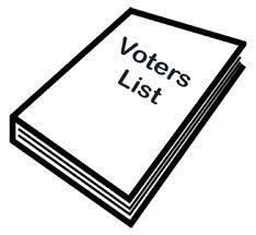 voters list