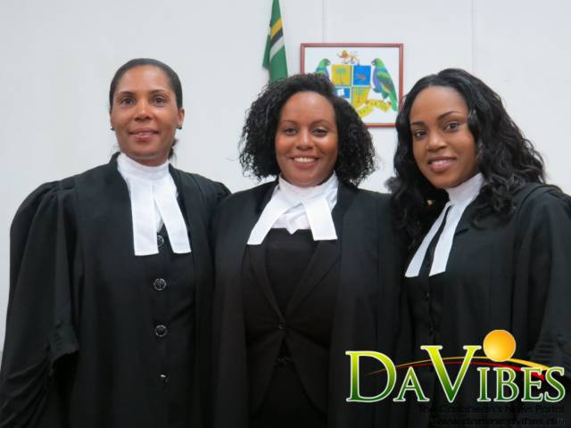 Two more female attorneys admitted to the Bar