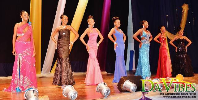 Carnival Queen Contestants showcase what's to come