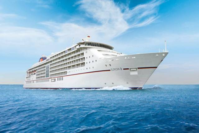 Another inaugural cruise ship call for Dominica