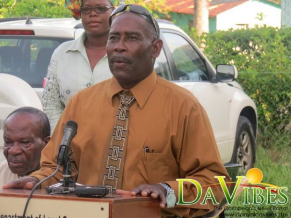 Wesley saddened by death of Village Council Chairman