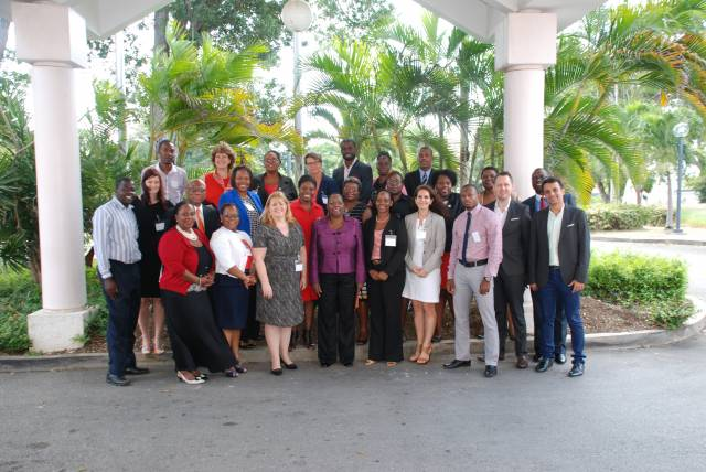 20 organizations agree on young entrepreneur's alliance for Caribbean and Canada