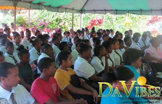 Secondary school students advised to choose UWI