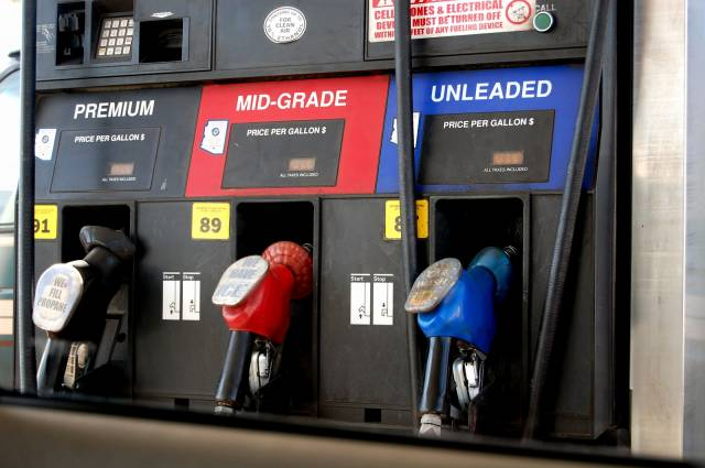 Another reduction in petroleum products