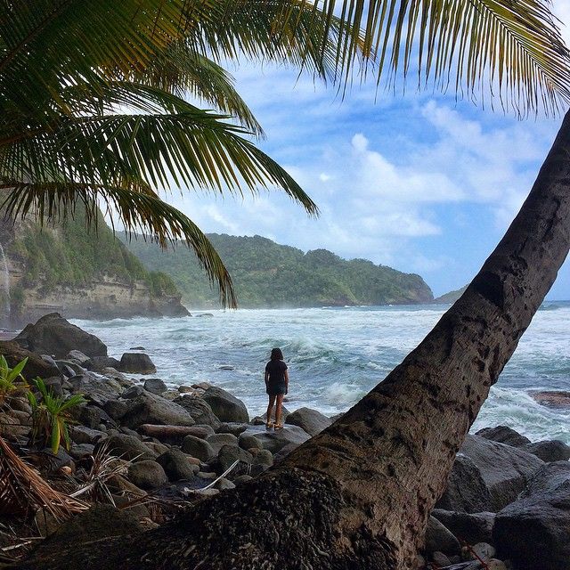 Incredible images from the Dominica Film Challenge