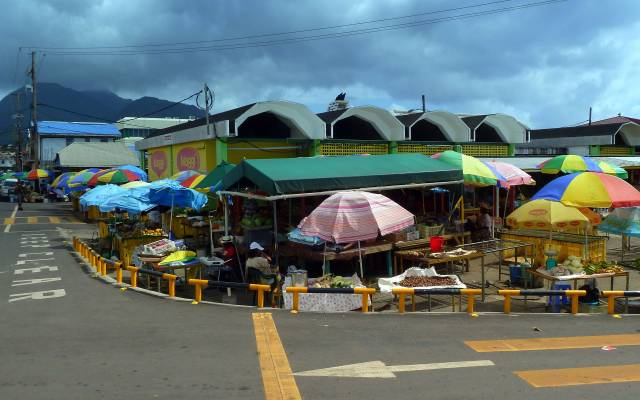 roseau market to receive attention dominica vibes news