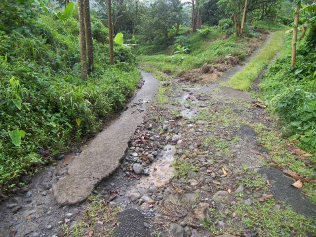 Salisbury MP concerned about feeder road rehabilitation project