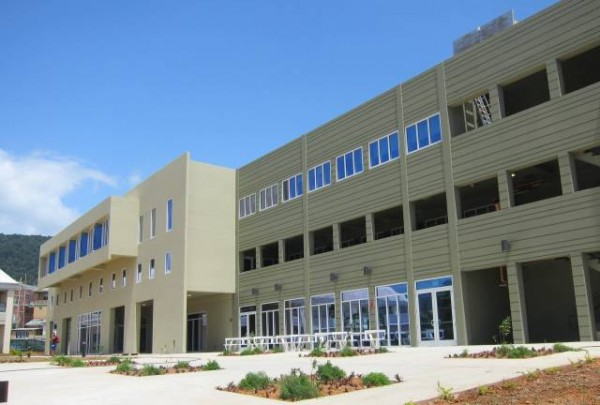 Ross University To Formally Open New Student Center