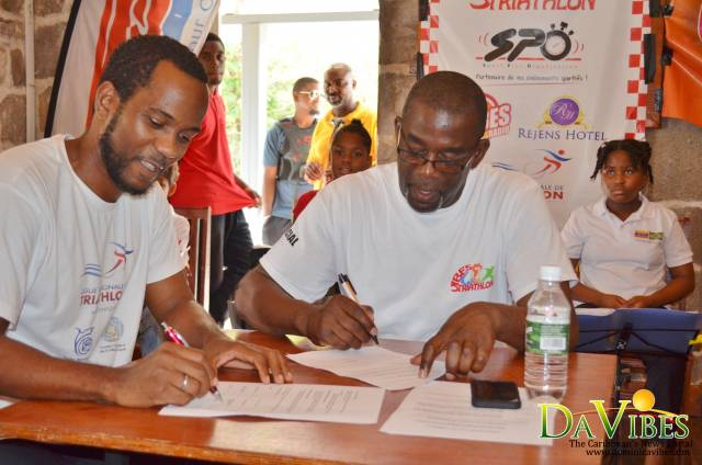 Vibes Group signs accord with French Triathlon Leagues