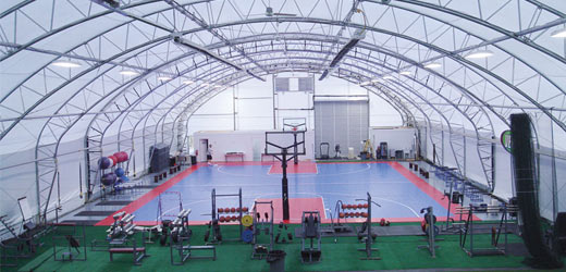 Indoor sporting facility still on the cards dominica for Indoor facility design