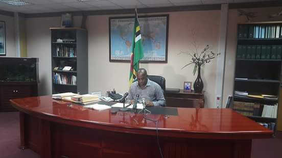 PM Skerrit's address to the nation