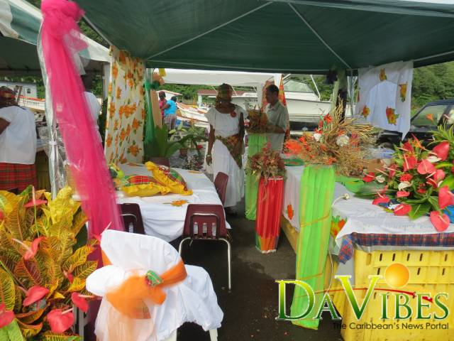 market day with a difference in roseau is on dominica vibes news