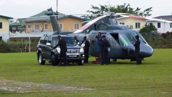Former Trinidad PM Racked Up Millions In Helicopter Rides