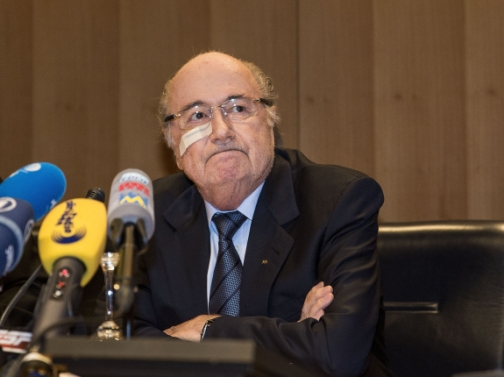 FIFA ethics court bans Blatter, Platini for 8 years ...