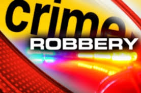 Alleged robbery at Bath Estate