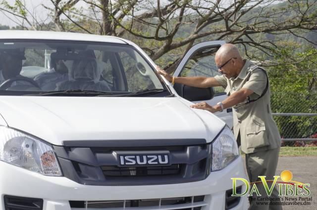 Police officers cautioned to care for new vehicles
