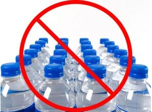 san francisco bans sale of plastic water bottles on city