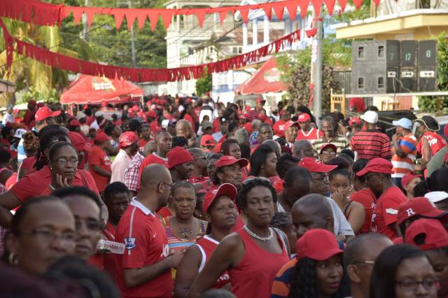 Labour wins Soufriere By-Election should the polls be held today