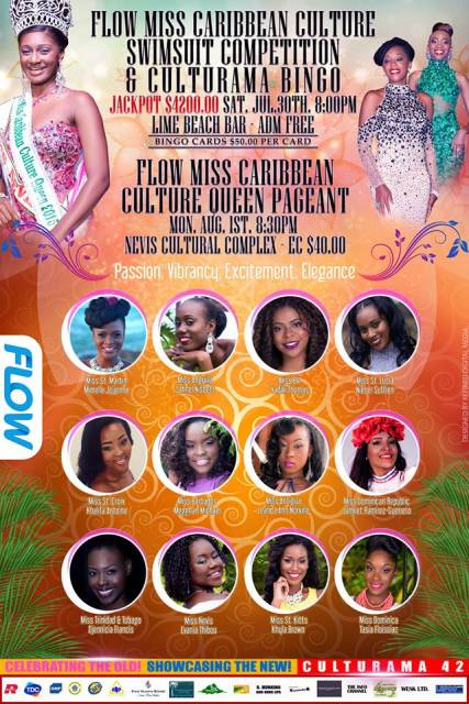 Miss Dominica to participate in third regional pageant