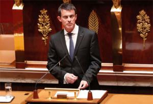 Valls acknowledged Kermiche's liberty was a failure