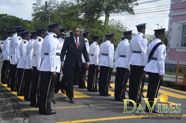 President calls for 'united front' to rebuild Dominica