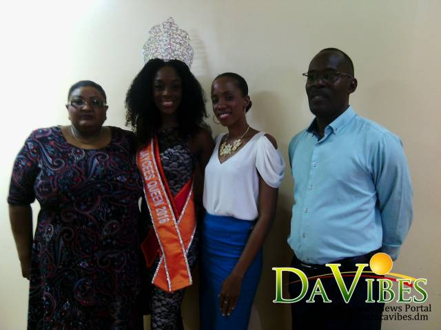 Miss Jaycees Int'l 2016 describes moment as beautiful