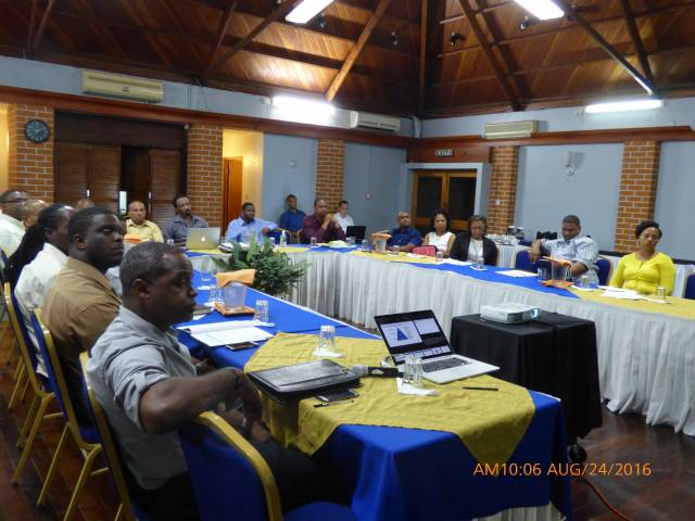 Asset Management System being developed for Dominica