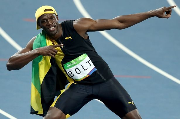 Rio 2016: Usain Bolt wins 100m gold medal for third ...