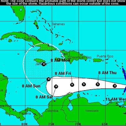 PM announces closure of businesses in light of TS Matthew