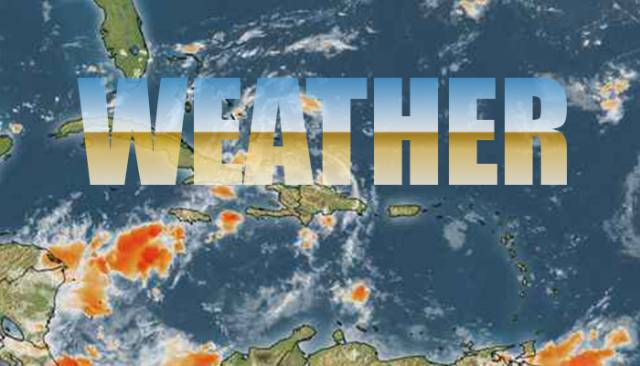WEATHER: A tropical wave is affecting the region