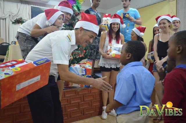 200 children receive gifts from FCCA Holiday Gift Project