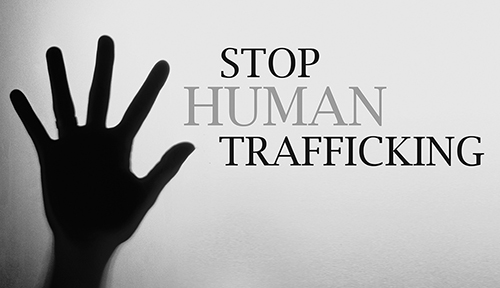 Today is World Day Against Trafficking in Persons