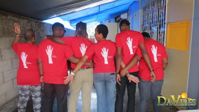 Health fair hosted to mark World AIDS Day