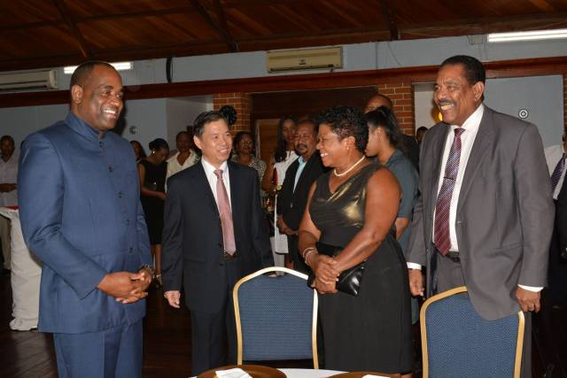 Chinese medical team to complement Dominica's medical services