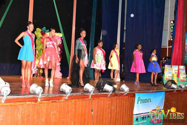 Seven to compete for coveted Miss Teen title
