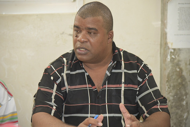 DLP Candidate Expresses Sympathy on Passing of UWP Candidate
