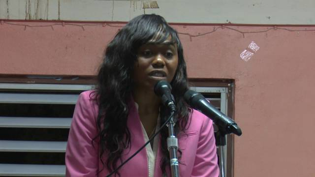 Soufriere MP wants peace to reign in Dominica