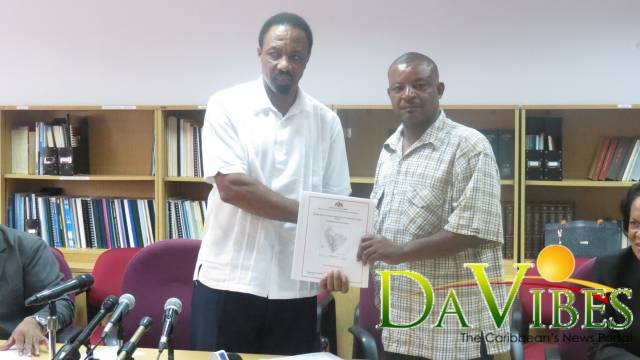 Contract signed for phase one of Plat Ma Pierre Housing Project