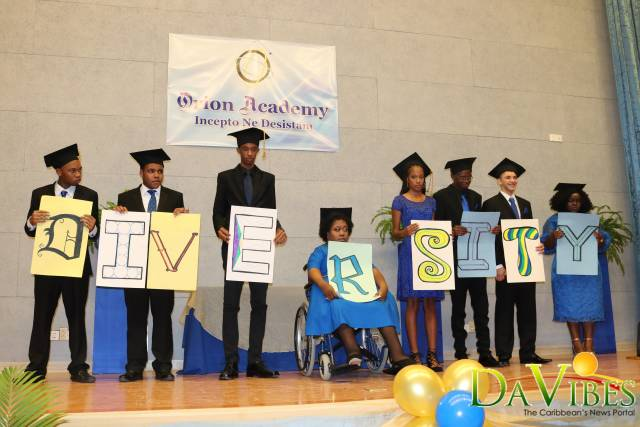 Eight graduate from the Orion Academy