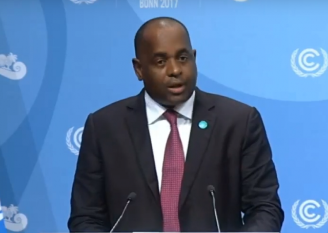 OECS Chairman, PM Roosevelt Skerrit Extends Condolences to Barbados