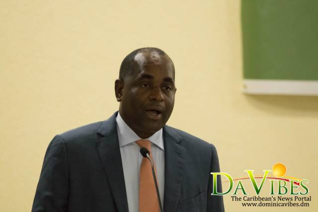 PM calls for collaborative approach to rebuildIing a better Dominica