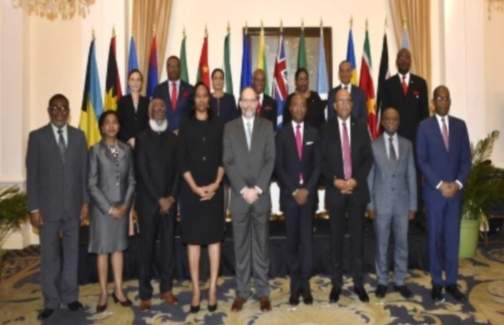 CARICOM foreign ministers meet in Bahamas to tackle global issues